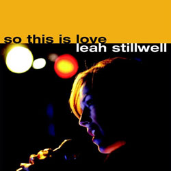 CD Cover: So This Is Love